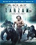 The Legend of Tarzan (Bilingual) (3DB...