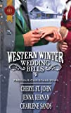 img - for Western Winter Wedding Bells: Christmas in Red Willow\The Sheriff's Housekeeper Bride\Wearing the Rancher's Ring book / textbook / text book