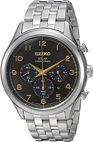 Seiko-Mens-Solar-Chronograph-Quartz-Stainless-Steel-Casual-Watch-ColorSilver-Toned-Model-SSC563