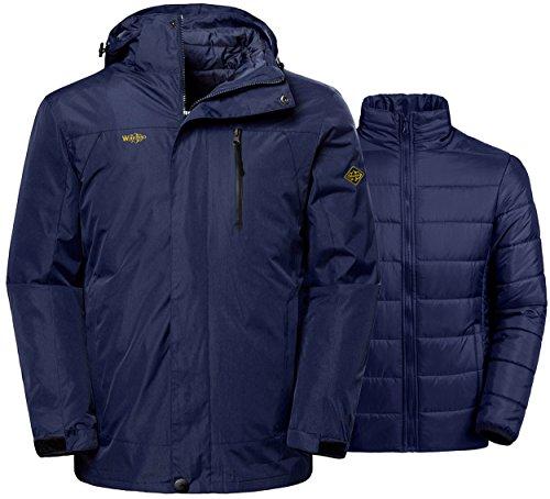 down coat liner - 6