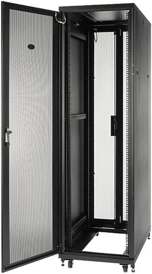 APC NetShelter SV 42U 600mm Wide x 1060mm Deep Enclosure (AR2400), Black