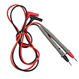 Polwer Voltage Testere, Universal 10A Multimeter Multi Meter Test Cord Lead Probe Wire Pen Cable