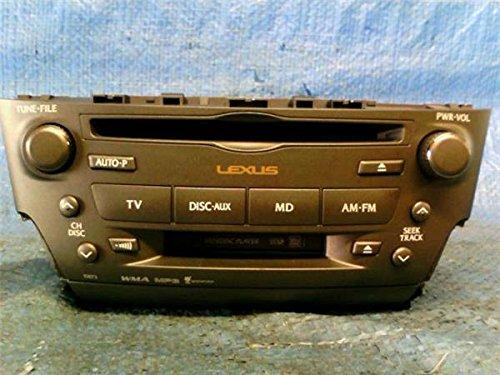 トヨタ 純正 レクサスIS E20系 《 GSE20 》 CD P91400-18003055 B07BZWB1VT