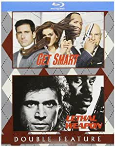 GET SMART/LETHAL WEAPON [Blu-ray]