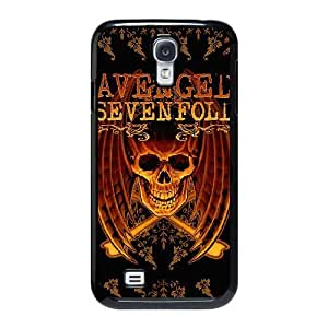 Fashion Style for Samsung Galaxy S4 9500 Cell Phone Case Black avenged sevenfold logo Phone case MAP9736475