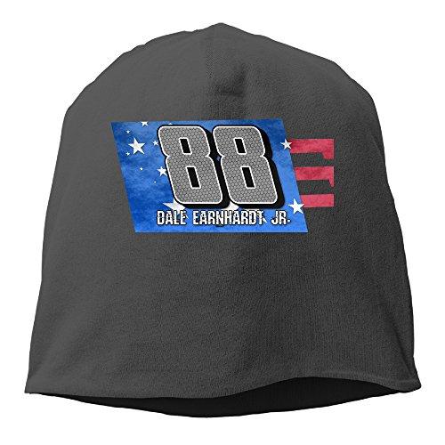 ACMIRAN Dale Earnhardt Jr. Adjustable Sun Hat One Size Black