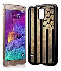 Brittany National Vintage Flag Phone Case Cover Designs for Samsung Galaxy Note 4