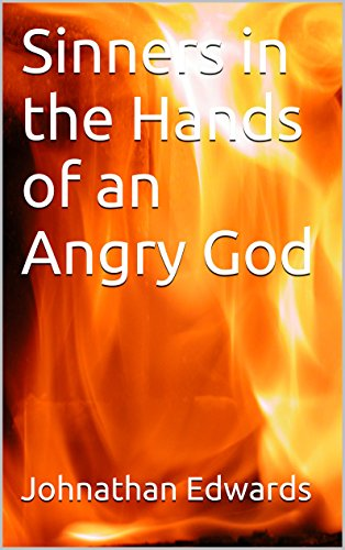 imagery in sinners in the hands of an angry god