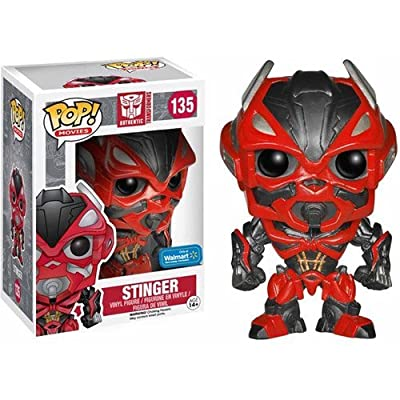 Funko POP! Movies: Transformers: Age of Extinction Stinger Action Figure