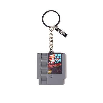 Nintendo Llavero, Gris (Gris) - BIO-KE764214NTN: Amazon.es ...