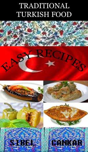 Cookbooks list the best selling turkish cookbooks traditional turkish food english version forumfinder Images