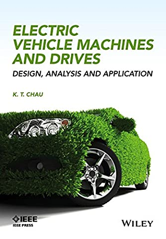 Electric Vehicle Machines and Drives: Design, Analysis and Application - Performance Brushless System