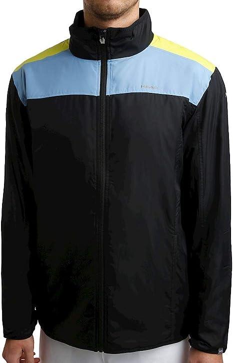 Head Endurance Training Jacket Men Black: Amazon.es: Deportes y ...