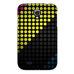 New Style Tpu S4 Protective Cases Covers/ Galaxy Cases - Dark Designer