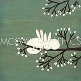 "Rabbits on Marshmallow Tree by Kristiana Parn 12""x12"" Art Print Poster"