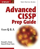 img - for Advanced CISSP Prep Guide: Exam Q&A book / textbook / text book