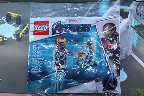 LEGO Iron Man & Dum-E