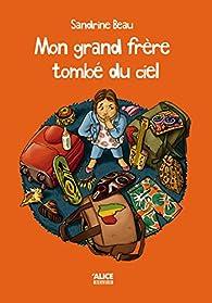 Book's Cover ofMon grand frère tombé du ciel
