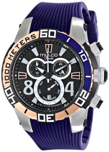 neon blue watch - 8
