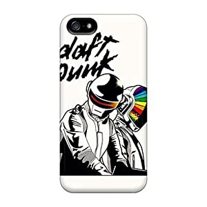 Iphone Covers Cases - Daft Punk Protective Cases Compatibel With Iphone 5/5s