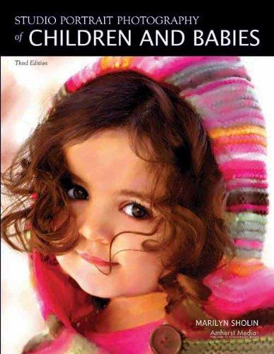 Studio Portrait Photography of Children and Babies Studio 3 Portraits