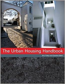 Book The Urban Housing Handbook by Eric Firley (2011-03-07)