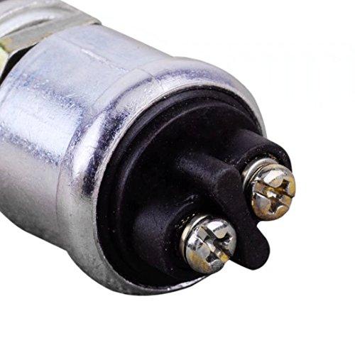 Interruttore di avviamento a pulsante momentaneo per uso gravoso 12 volt CC di Kingfurt 50 Ampere-8574