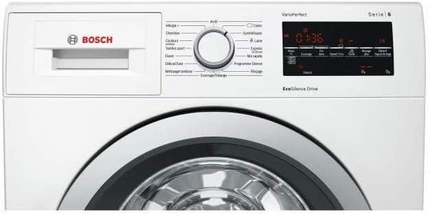 Bosch Serie 6 WAT24419FF - Lavadora (Independiente, Carga frontal ...