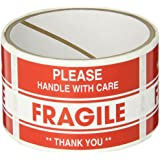 "TapeCase ""Fragile, Handle With Care"" Label"