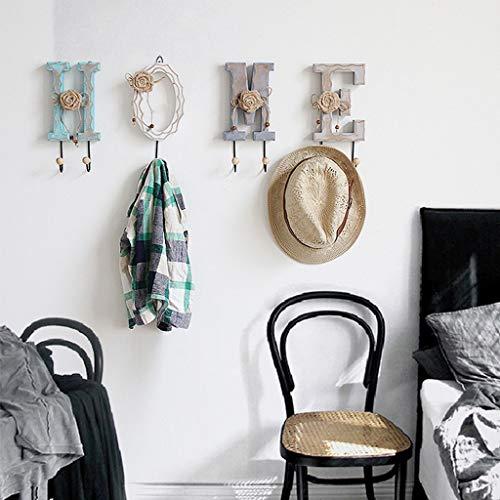 Carved Coat Rack - AOLIr Hanger Coat Rack Creative Carved Coat Hook Wall Decoration Wall Hanging Hook