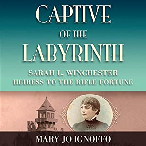 Captive of the Labyrinth Audiobook