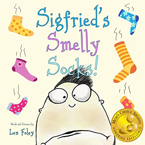 Sigfried's Smelly Socks! by Len Foley ebook deal
