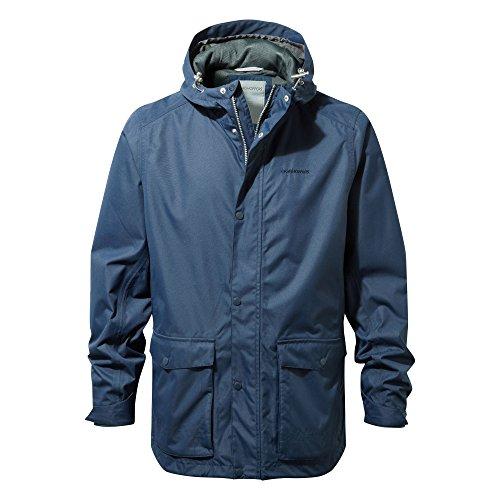 Parchment Classic Craghoppers Kiwi Uomo Jacket Dark Giacca Impermeabile OSq6S0