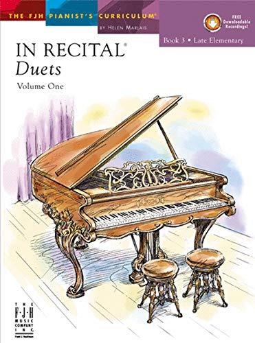 FJH1612 - In Recital Duets - Volume One - Book 3