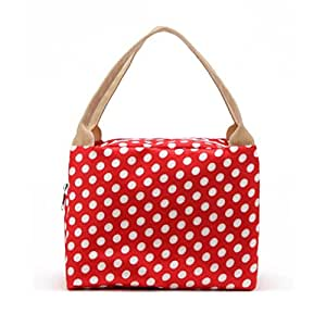 Fulltime® Waterproof almuerzo Carry portátil bolsa almacenaje de picnic