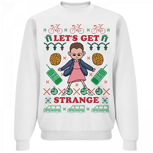 Let's Get Strange This Christmas Sweatshirt