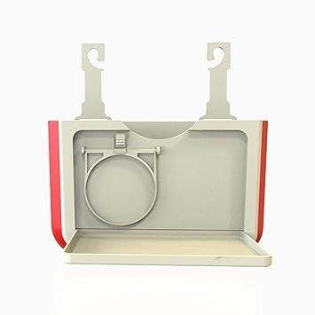Cubo De Basura De Coche Plegable Puede Colgar Creativo Multi-Función De Almacenamiento De Coche