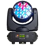 ADJ Products VORTEX 1200 Unique Moving Head Fixture with Moon Flower Effect