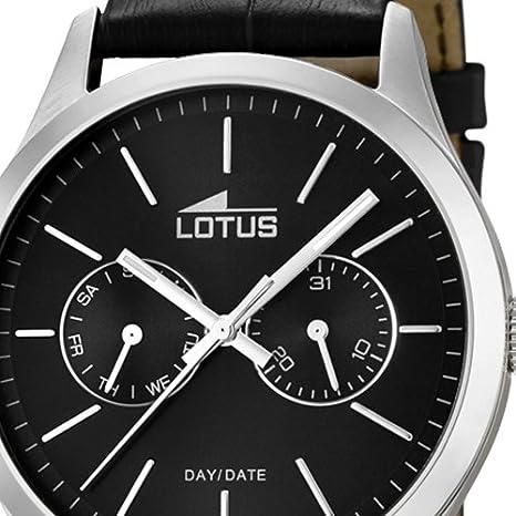 c9c0d4ebefff Lotus 15956 3 - Reloj de Cuarzo para Hombre