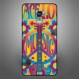 Samsung Galaxy A7 2016 Peace Guitar