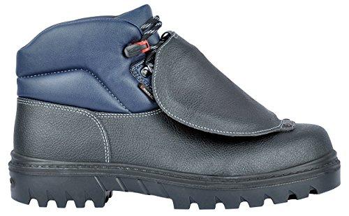 Cofra 26630-000.W41 Protector BIS S3 M HRO SRC Chaussures de sécurité Taille 41 Bleu