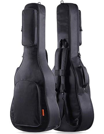 Amazon.com: Acoustic & Classical Guitar Bags & Cases ...