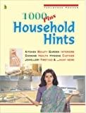 1000 Plus Household Hints, Tanushree Podder, 8122300138