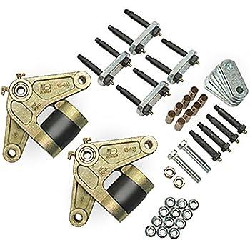 Tandem ,1 Pack DEXTER K71-654-00 Equalizer and Bolt Kit
