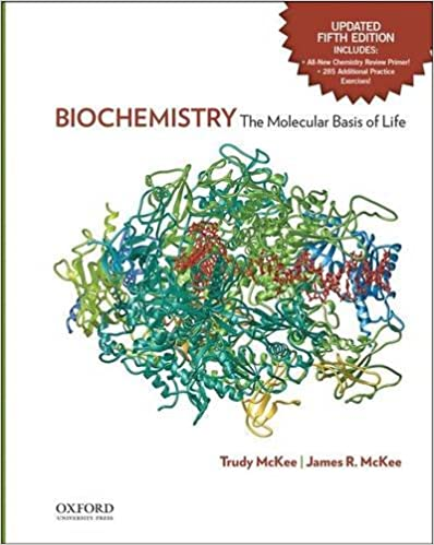 mckee biochemistry 5th edition