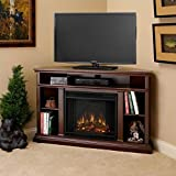 Real Flame 3750E-DE Churchill Electric Fireplace, Dark Espresso