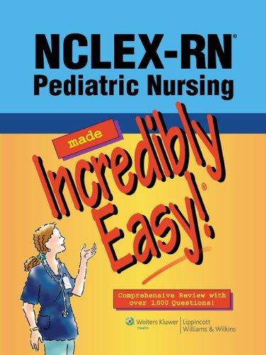 Pediatric Nursing Book Pdf