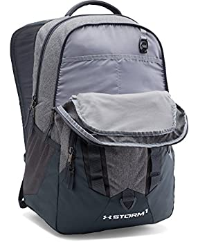 Under Armour Storm Recruit Backpack, Bayou Bluegraphite, One Size 1