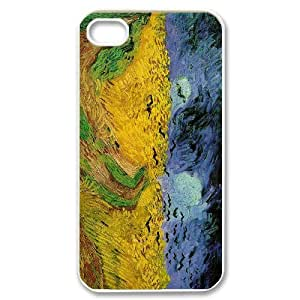 LGLLP Oil painting Phone case For Iphone 4/4s [Pattern-4]