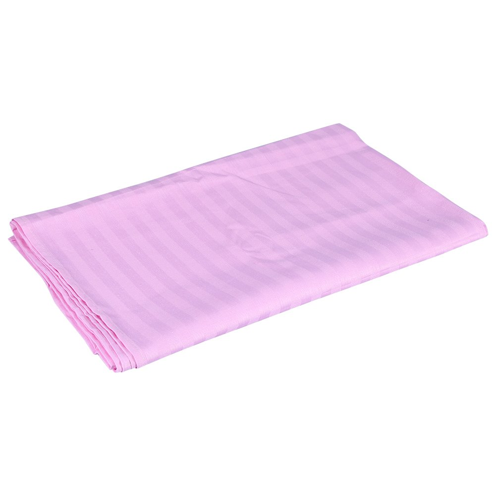 Beauty Massage Bed Cover Sheets with Face Breath Hole Waterproof Beauty Salon Body Spa Massage Table Cotton Sheet Cover Table Cover Table Sheet(120 * 200-Blue) Wal front